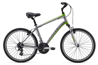 Giant Sedona DX cruiser comfort hybrid bike