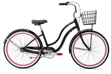 Liv simple three cruiser women bike