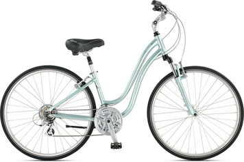 Jamis citizen comfort cruiser hybrid bike