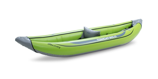 aire single inflatable kayak tributary rental boat