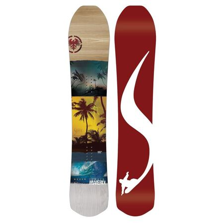 Never Summer Maverix snowboard