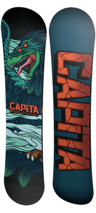 Capita Micro scope kid snowboard