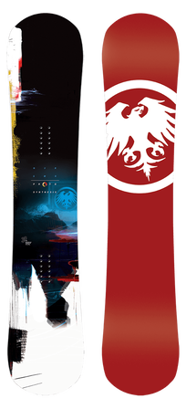 Never Summer ProtoSynthesis Snowboard